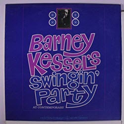 BarneyKesselsSwinginPartyCover