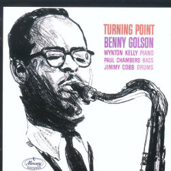 BennyGolsonTurningPointCover