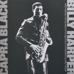 BlackCapraCover