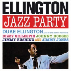 EllingtonJazzPartyCover