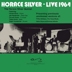 HoraceSilverLive1964Cover