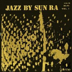 JazzBySunRaVol1Cover