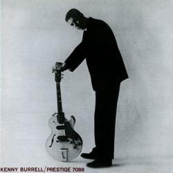 KennyBurrellAlbumCover