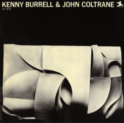 KennyBurrellJohnColtraneCover