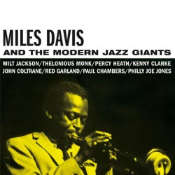 MilesDavisAndTheModernJazzGiantsCover
