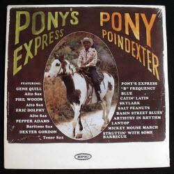 PonyExpressCover