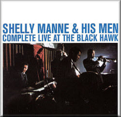 ShellyManneCompleteLiveAtTheBlackHawkCover