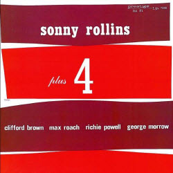 SonnyRollinsPlus4Cover
