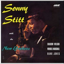 SonnyStittWithTheNewYorkersCover