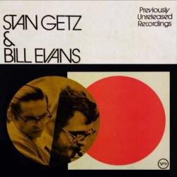 StanGetzAndBillEvansCover