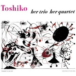 ToshikoTriosQuartetCover