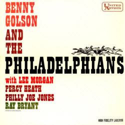 bennygolsonandthephiladelphianscover