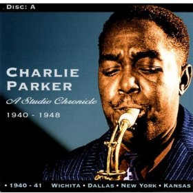 charlieparkerstudiochroniclecover