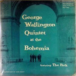 georgewallingtonquintetliveatcafebohemiacover