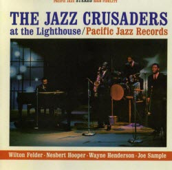 jazzcrusadersatthelighthouse1962cover