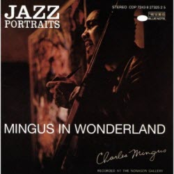 jazzportraitmingusinwonderlandcover