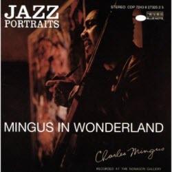 jazzportraitmingusinwonderlandcover