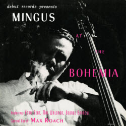 mingusatthebohemiacover