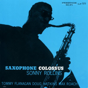 saxophonecolossuscover