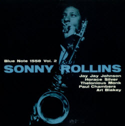 sonnyrollinsvolume2cover