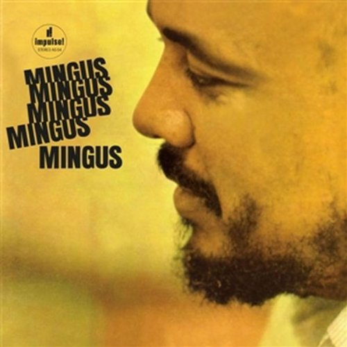 MingusMingusMingusCover