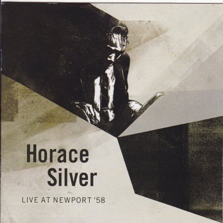 HoraceSilverAtNewport58Cover