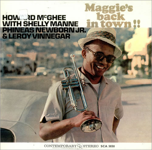MaggiesBackIntownCover