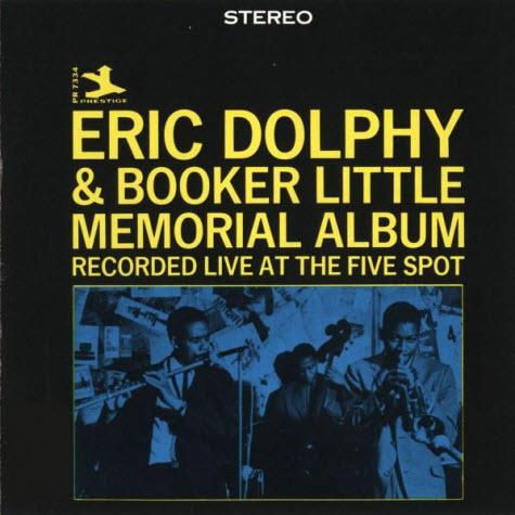 EricDolphy&BookerLittleMemorialAlbumCover