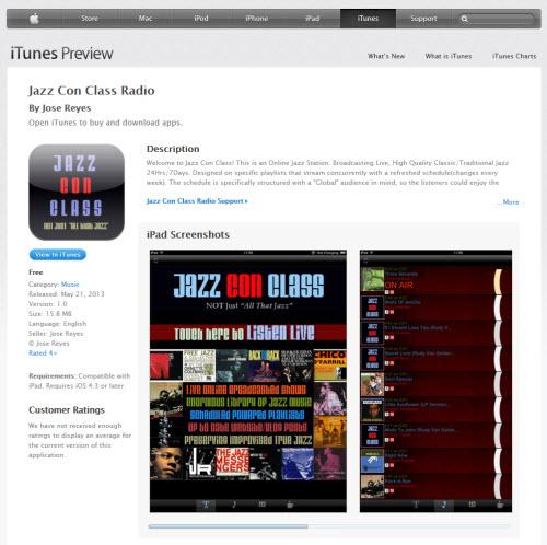 JazzConClassradioIOSapp