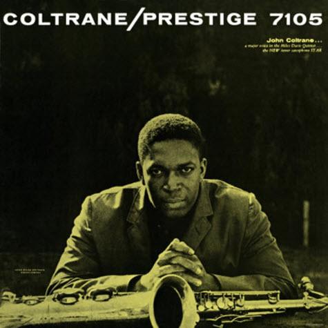 Coltrane1957PrestigeCover