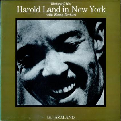 HaroldLandInNewYorkCover