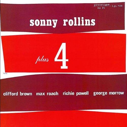 SonnyRollinsPlus4Cover