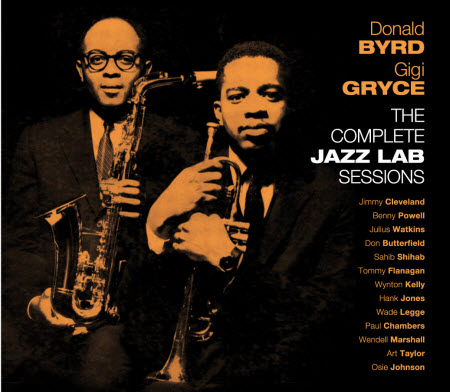 DonaldByrdGigiGryceCompleteJazzLabSessionsCover