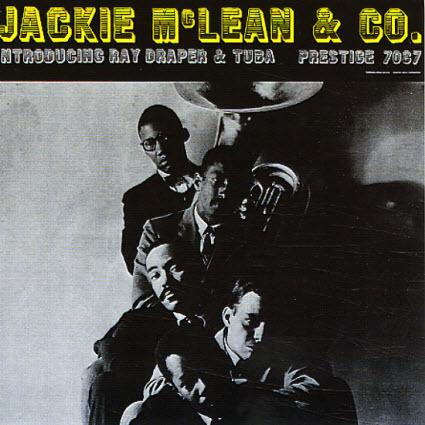 JackieMcLean&CoCover