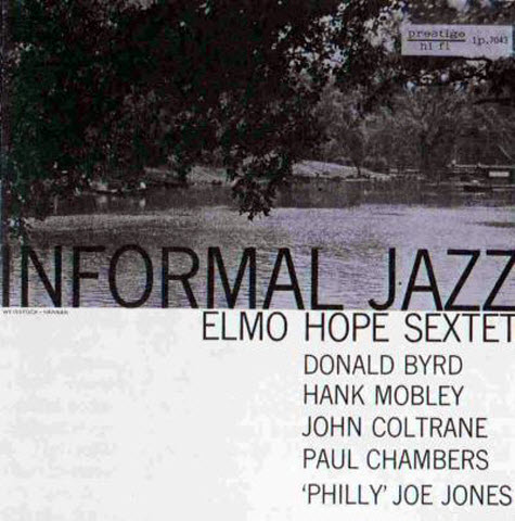 "Its just ""Informal Jazz"" that's all?"