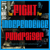 The Fight for Independence Fundraiser