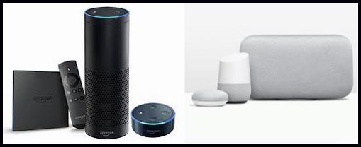 Amazon Echo, Google Home and the Jazz Con Class Radio Broadcast