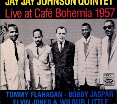 A Little known Cafe Bohemia recording
