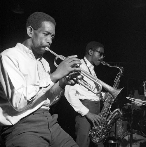 The Compromising Combination of Kenny Dorham and Joe Henderson